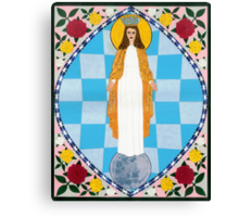 Icon of the Immaculate Conception Canvas Print