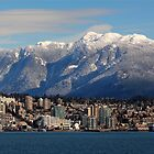 North Vancouver BC by Charles Kosina
