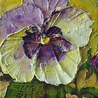 Paris' Purple Pansy by OriginalbyParis