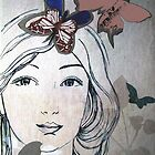 Butterfly Dreaming by Rebecca Yoxall