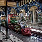 The Disney Train by BreakerSteve