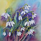 Snowdrops (Early Spring) by bevmorgan