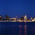 Liverpool SkyLine by BevRice