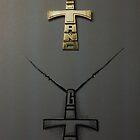 """Gitano cross"" by J-M MACIAS"