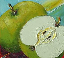 Green Apple by OriginalbyParis