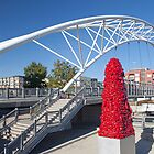 16th Street Pedestrian Bridge (Denver, Colorado) by Brendon Perkins