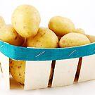 Potatoes by Arve Bettum