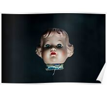 Doll Head Poster