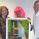 Ebay bootlegger selling my art by Paul Richmond