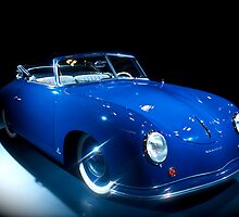Speedster en Blue by Peter Klemek