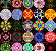 Krazy Kooky Kaleidoscopes by Charldia