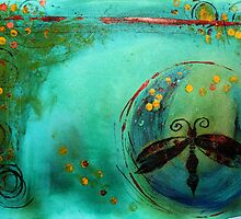 Dragonfly by Jenny Wood