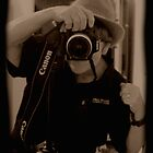 Sepia Self Canon 2 by TeAnne