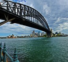SYDNEY by DANNY HAYES