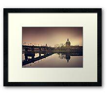 Toulouse Framed Print