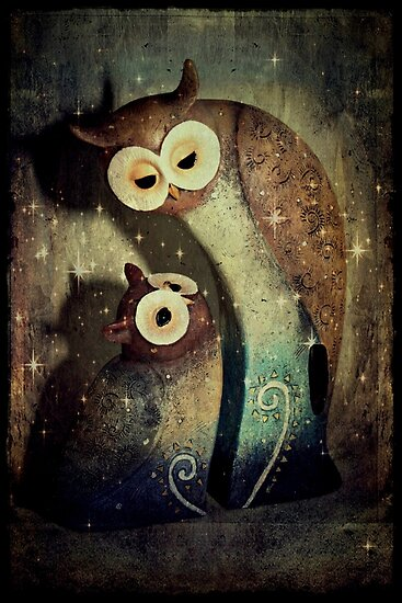 Night Owls by Julesrules