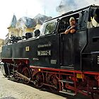 MVP53 Molli in Bad Doberan, Germany. by David A. L. Davies