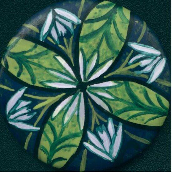 Luthien pin by Margherita Bientinesi