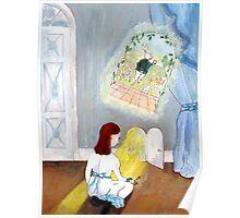 """Alice's Adventures in Wonderland"" Lewis Carroll Poster"