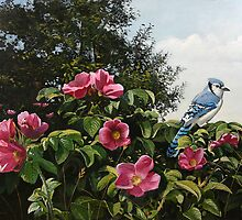 """Summer Blossoms"" by Frank Boudreau"