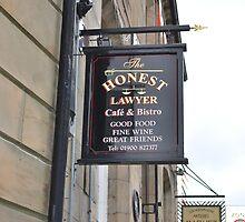 Honest Lawyer by Cathy Jones