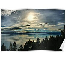 Tahoe Blues Poster