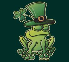 Saint Patrick's Day Frog by Zoo-co