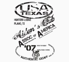 usa texas tshirts by rogers bros by usatexas