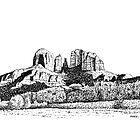 Sedona, Arizona by MarkArt