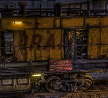 Danger Grinding Equipment by Adam Olson