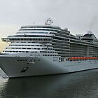 MSC Fantasia by trish725