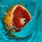 Grapefruit #1 by Chloe Garfield