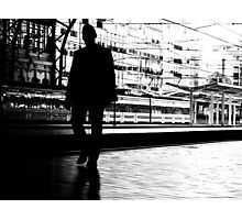 The North Station.. Photographic Print