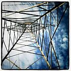 Pylon Up by Rebecca Eldridge