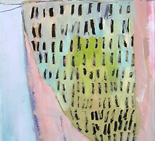 Abstract Mountain by Brooke Wandall