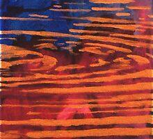 Pond Ripple by Poppy Goforth