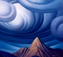 Imagination Peak by Rob Colvin