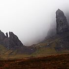 Old Man of Storr by Rupert Connor