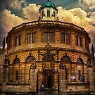 Oxford Building by ajgosling