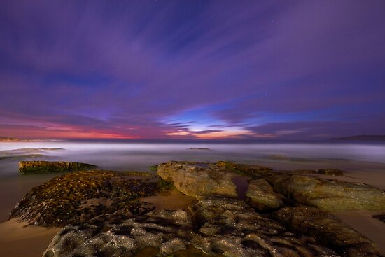 Cloud Array by Mark  Lucey