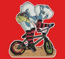 Akita BMX by TehBurningDonut