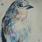 GG's Bird by ArtbyChaune