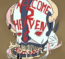 Welcome to Heaven by Lianne Booton
