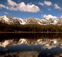 The Lake by Wayne Bonney