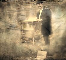 """The Organ Grinder ..."" by Rosehaven"