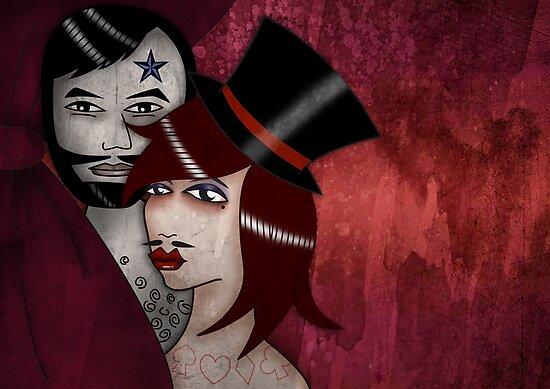 Circus Freaks by MiniMumma