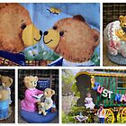 Just Married ~ A Beary Tale by ©The Creative  Minds
