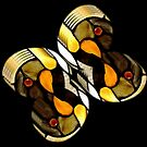 *Tiffany Stained Glass Butterfly* by Darlene Lankford Honeycutt