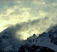 """""""Teton National Park IIII"""" by Breanna Stewart"""