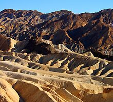 Zabriskie Point  by Mikhail Lenitsyn